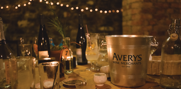 Averys wine cellar, Culver st.